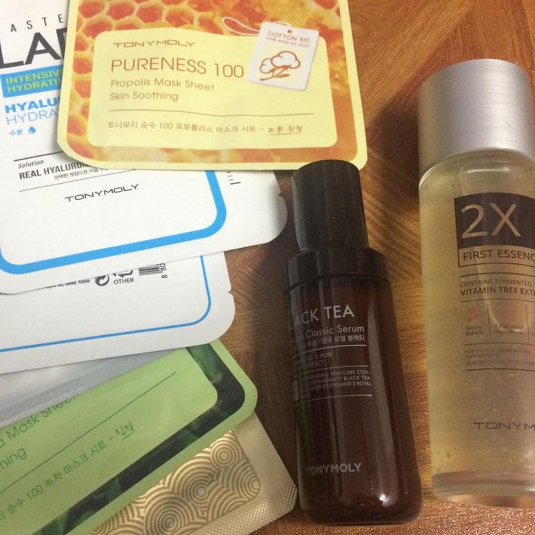 TonyMoly products | © Nuhaa All Bakry/Flickr