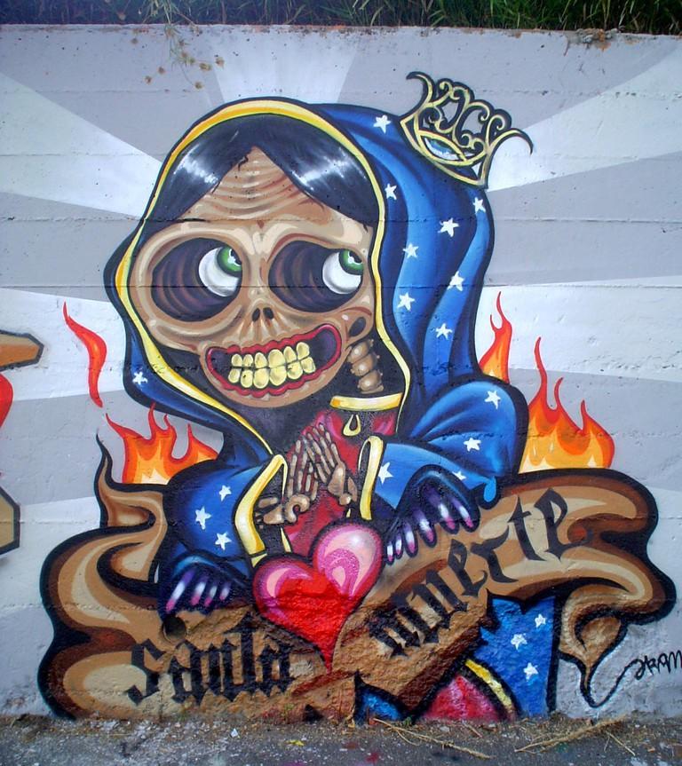 Santa Muerte | © PSA_CREW/Flickr