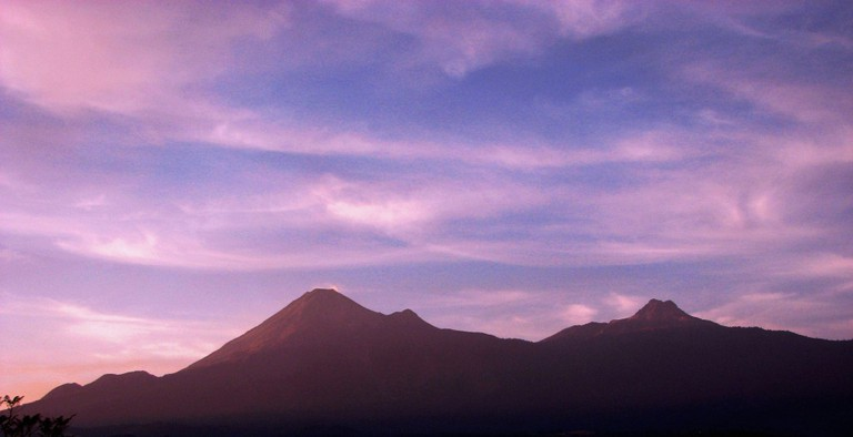 Volcán de Colima | © Ana Rodríguez Carrington/Flickr