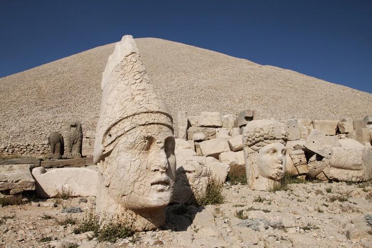 Mount Nemrut   © Klearchos Kapoutsis /Flickr