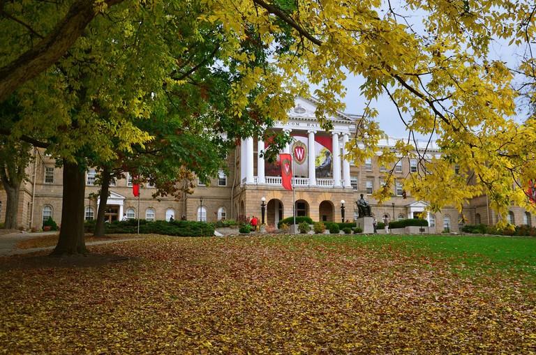 University of Wisconsin-Madison | © Richard Hurd /Flickr