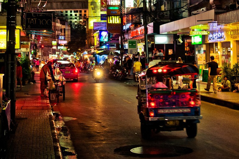 A night out on Sukhumvit Soi 4, near the well-known Nana Entertainment Plaza | © Mark Fischer / Flickr