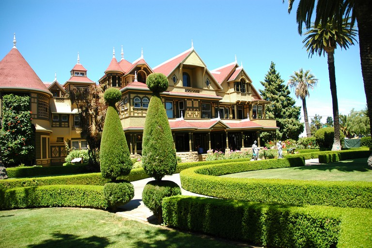 Winchester Mystery House © Mike Shelby/Flickr