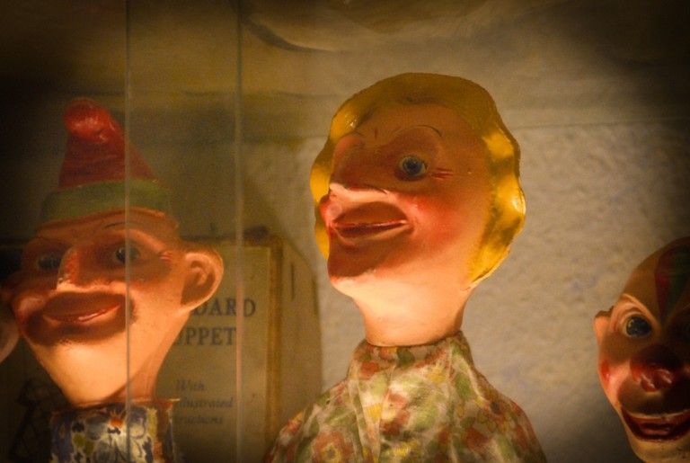 Victorian Puppets | © Mary T Moore/Flickr