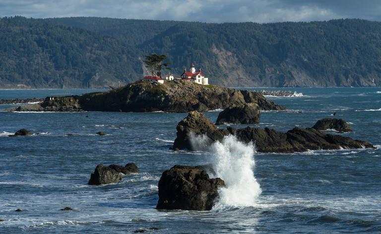 Battery Point Lighthouse | © Frank Schulenburg/Flickr
