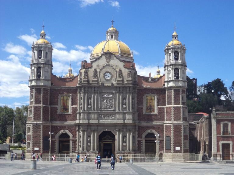 Basílica de Nuestra Señora de Guadalupe, Mexico City | © Dge/WikiCommons