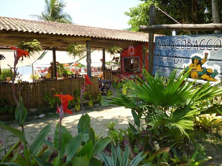 Balacobacco Beach Bar Paraty