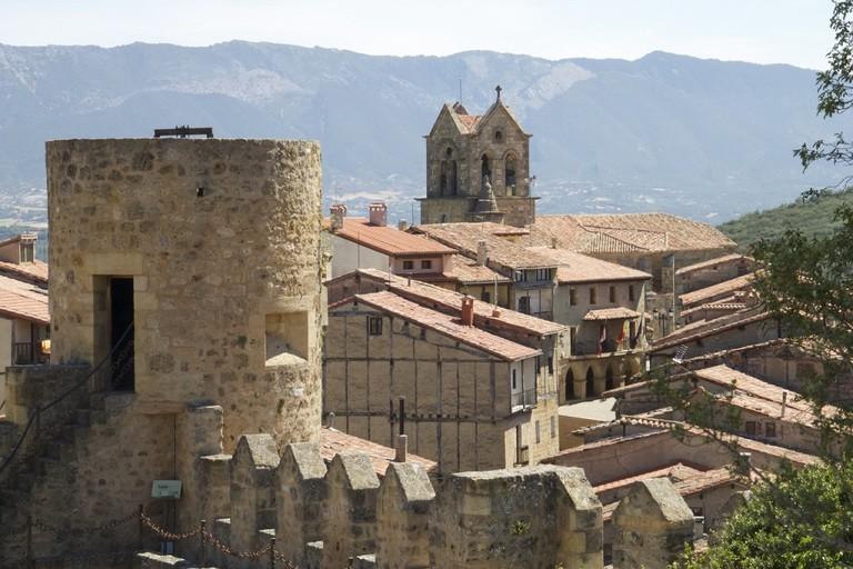 Burgos Castle | ©gelofms / Pixabay