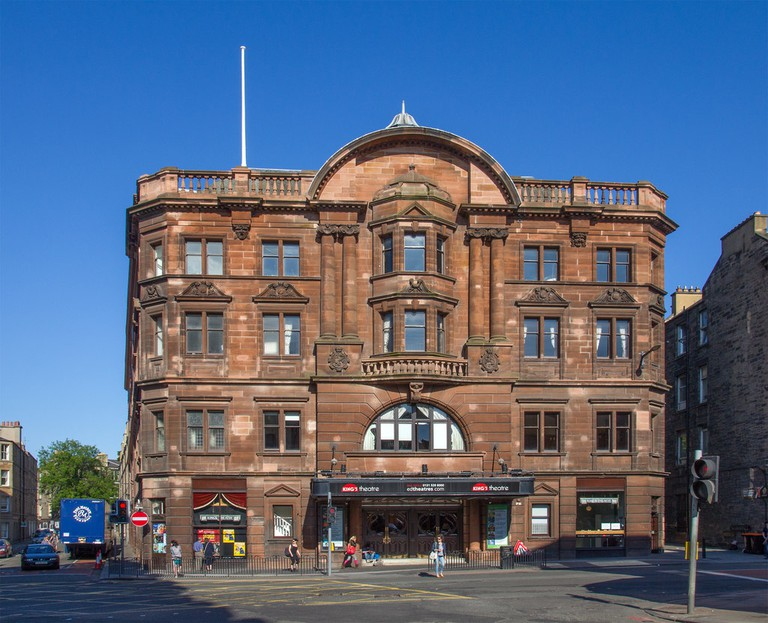 Kings Theatre | © David P Howard/Geograph