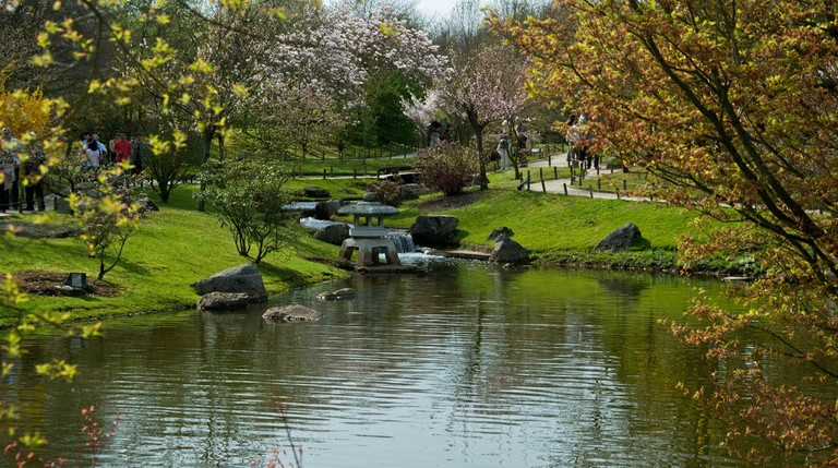 Hasselt's Japanese Garden   © theaucitron/Flickr