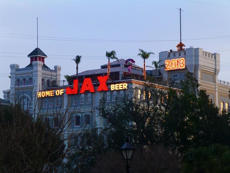 The Shops at Jax Brewery