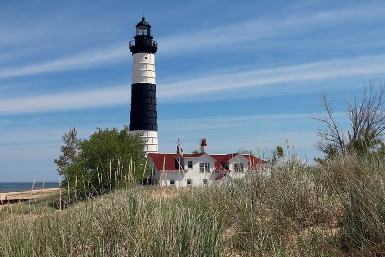 Big Sable Lighthouse, MI | Public Domain/Pixabay