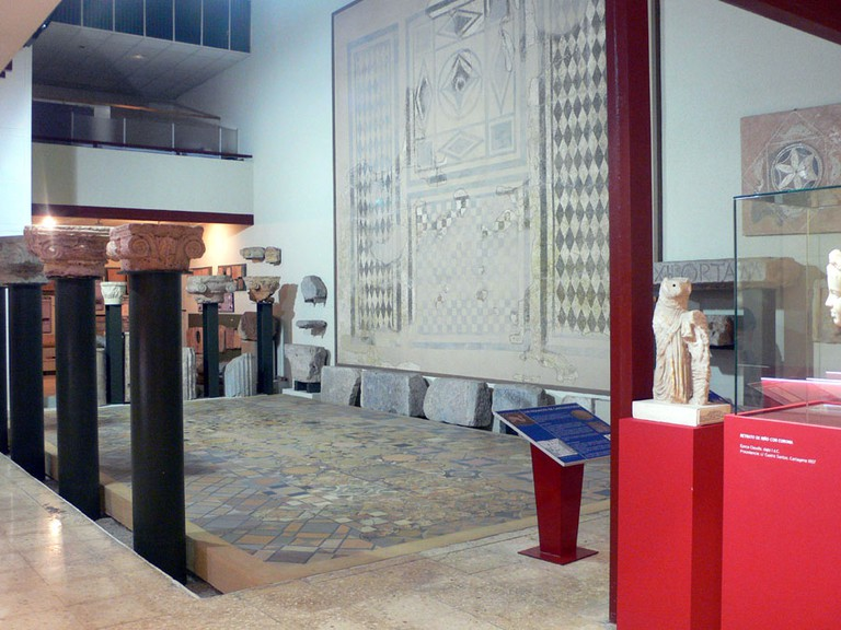 Archaeological Museum, Cartagena