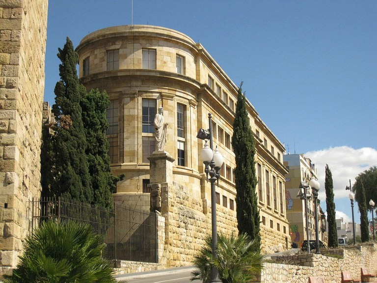 Museu Nacional Arqueològic de Tarragona | ©Enfo / Wikimedia Commons