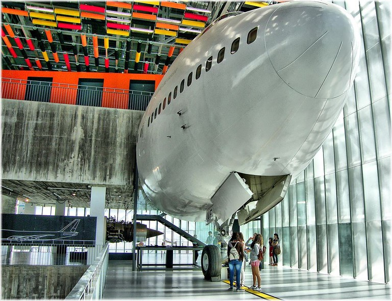 Museum of Science and Technology, A Coruña   ©Jose Luis Cernadas Iglesias / Flikr