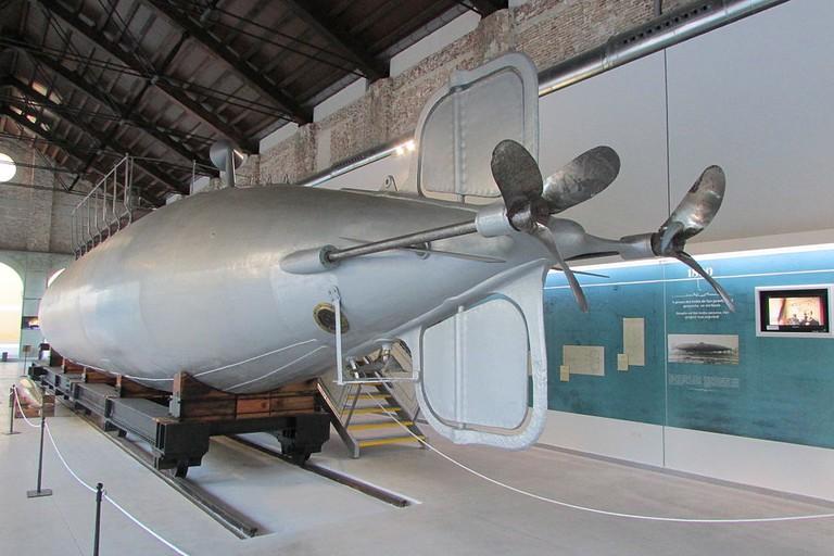 Naval Museum, Cartagena