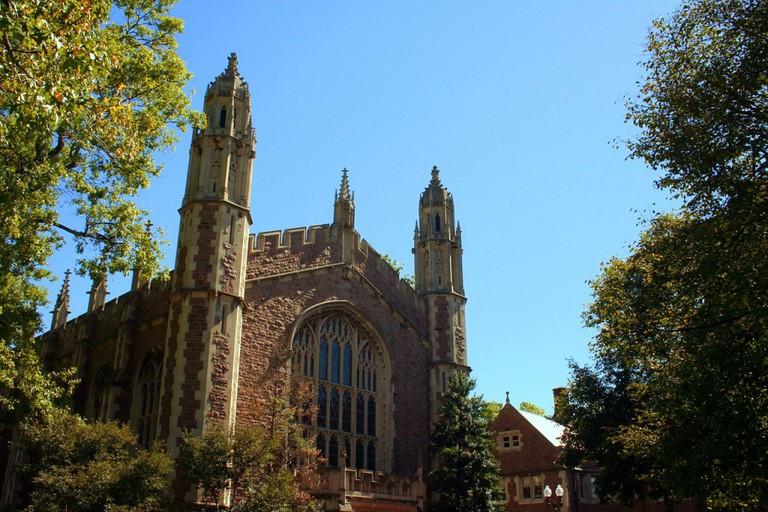 Washington University in St. Louis | © WikiCommons