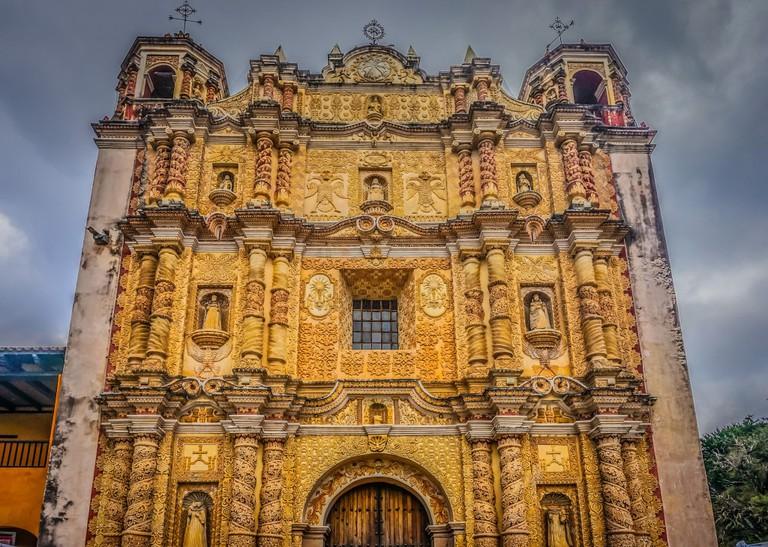 Templo de Santo Domingo, San Cristóbal de las Casas | © GameOfLight/Flickr