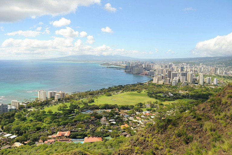 Diamond Head Hike | © Daniel Ramirez/Flickr