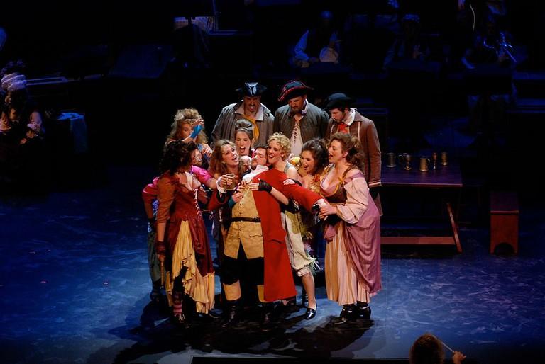 Theater performance  © Cebula/WikiCommons