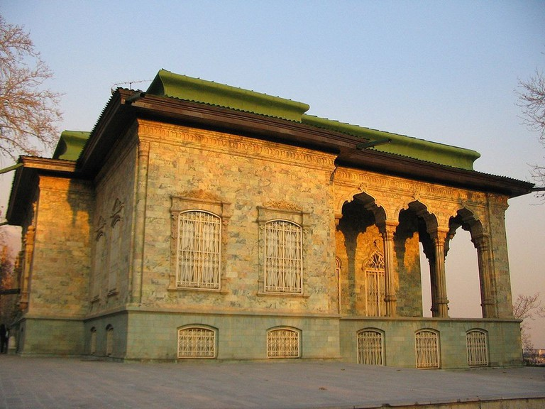 The marbled Green Palace | © Apcbg / Wikimedia Commons
