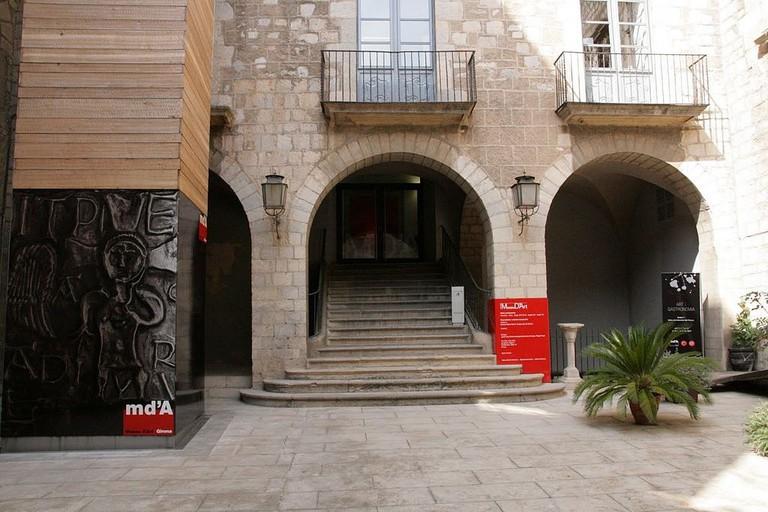 Girona Art Museum | ©Arnaugir / Wikimedia Commons