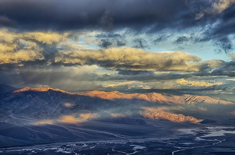 DANTE'S VIEW | © Tom Babich/Flickr