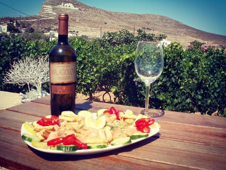 Courtesy of Merkouri Wine Bar