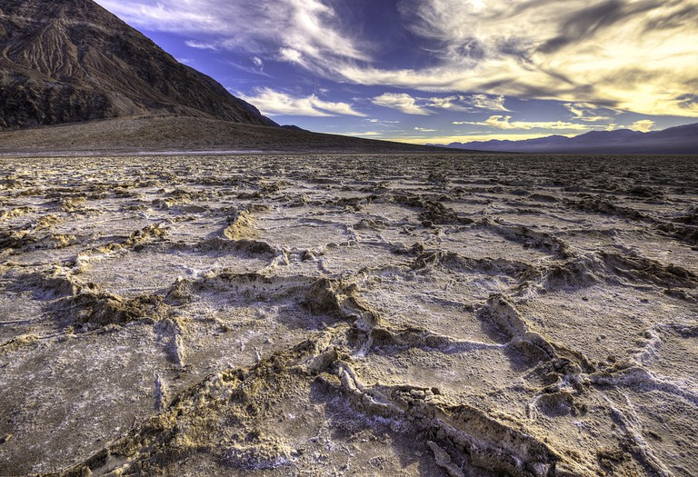 Badwater Basin | © Nick Pelletier/Flickr