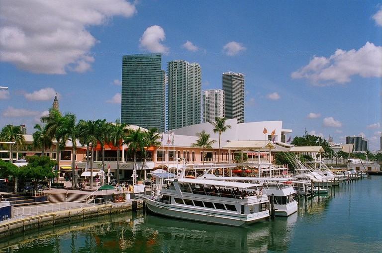 Bayside Miami | Phillip Pessar/Miami