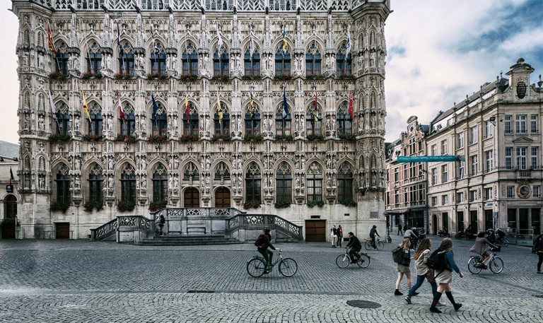 Leuven Town Hall | © glasseyes view/Flickr