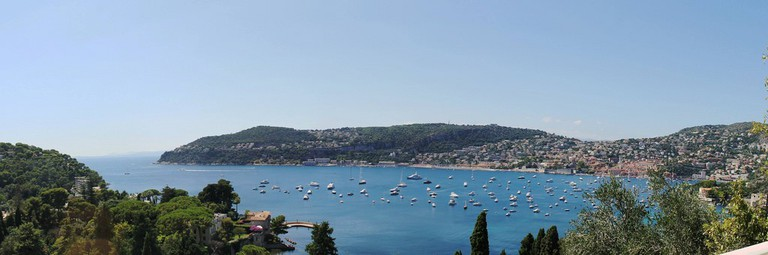 Nice's Castle Hill offers amazing panoramas of the entire bay and city   © Aliosha Bielenberg/flickr