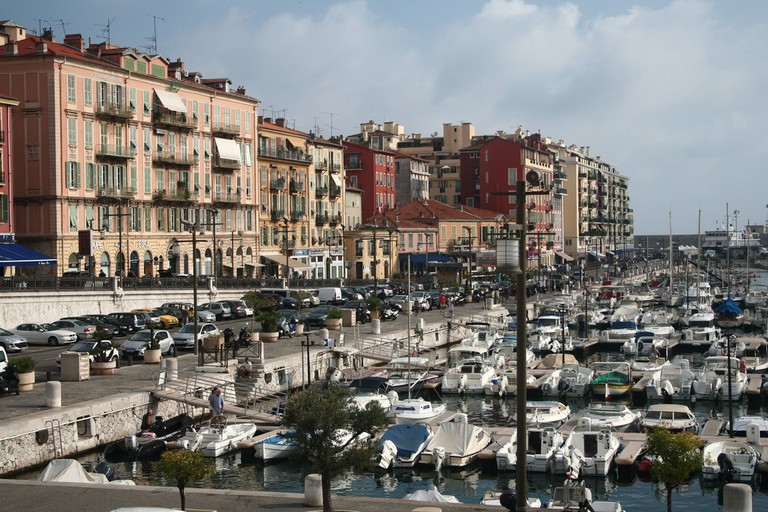 Discover the sounds and sights of the Old Port in Nice | © Centophobia/flickr