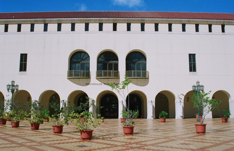 Miami Dade Main Library Downtown