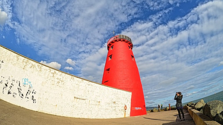 Poolbeg Lighthouse | © chripell/Flickr