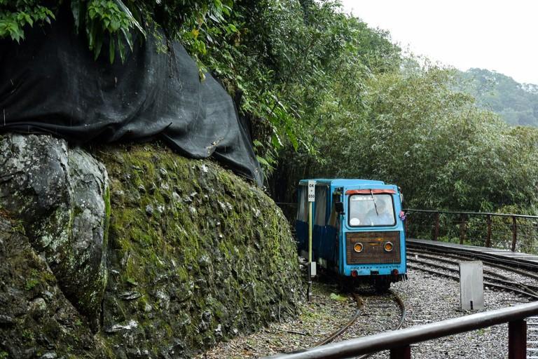 Wulai train | © m-louis .® / Flickr