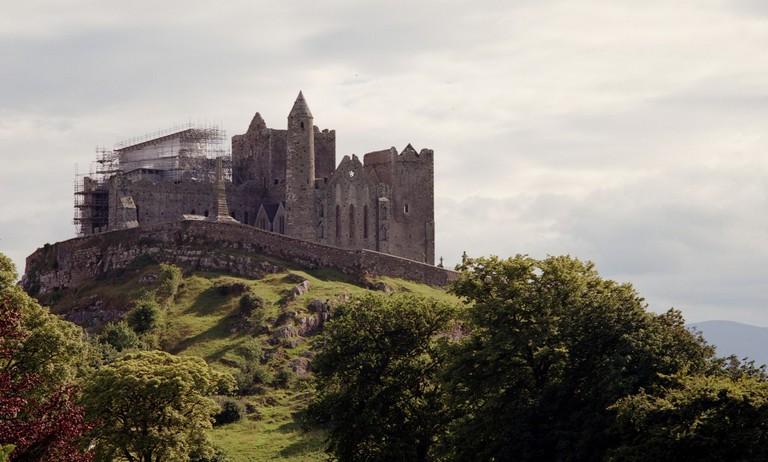 The Rock of Cashel | © Rob Hurson/Flickr