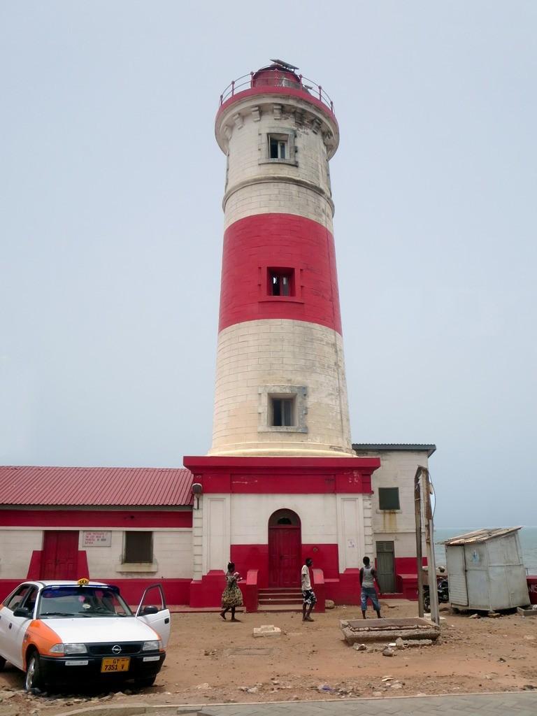 The Jamestown Lighthouse © David Stanley / Flickr
