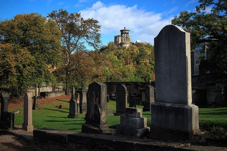 Old Calton Burial Ground | © shipley43/Flickr