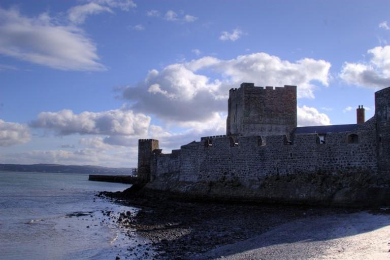 Carrickfergus Castle | © Richard Luney/ Flickr