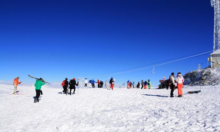 Skiing in Tochal | © Blondinrikard Fröberg / Flickr