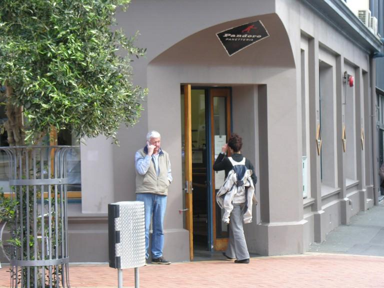 Pandoro Panetteria, Wellington