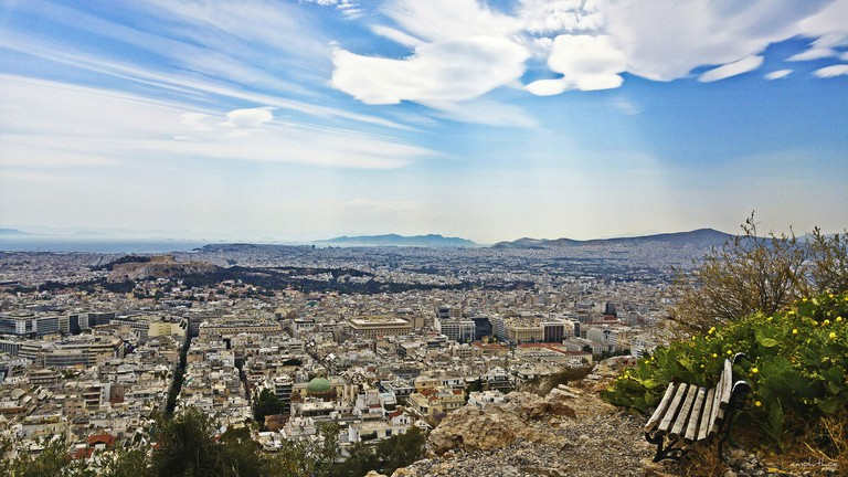 View from Lycabettus © Amphithoe/Flickr