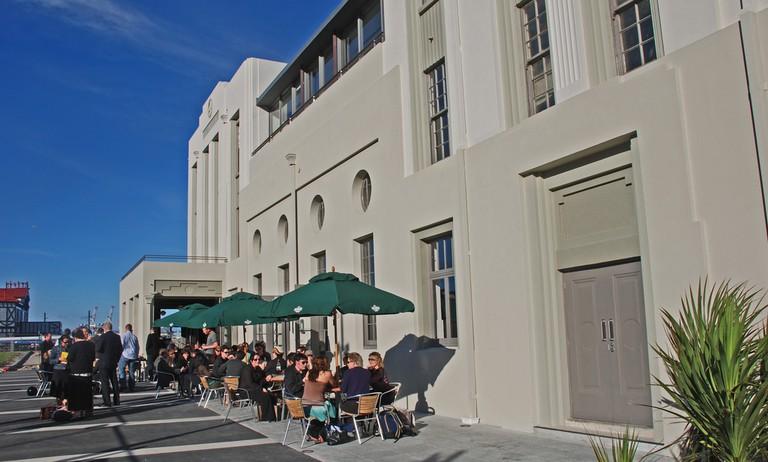 St. John's Restaurant and Bar, Wellington