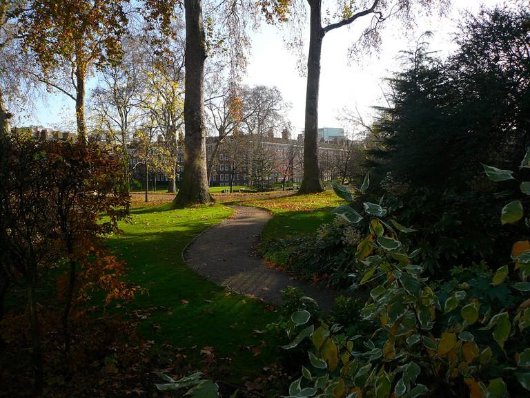 Gray's Inn Gardens
