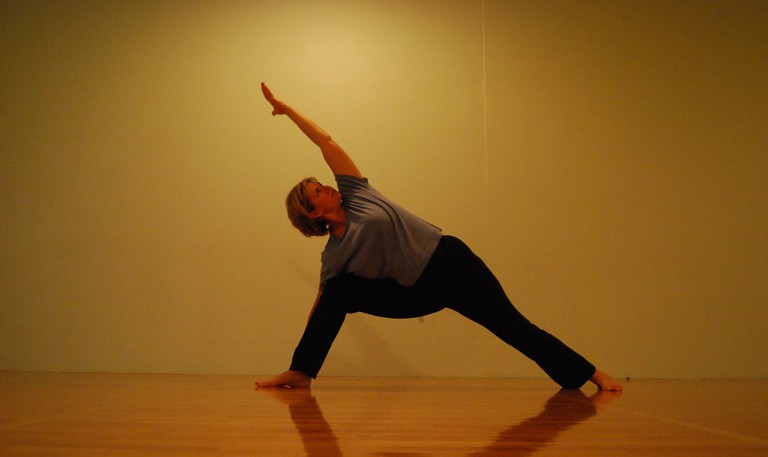 Yoga © k4dordy /Flickr