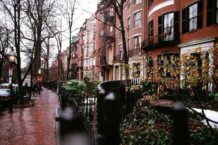 Beacon Hill, Boston | © Xavier Häpe / Flickr