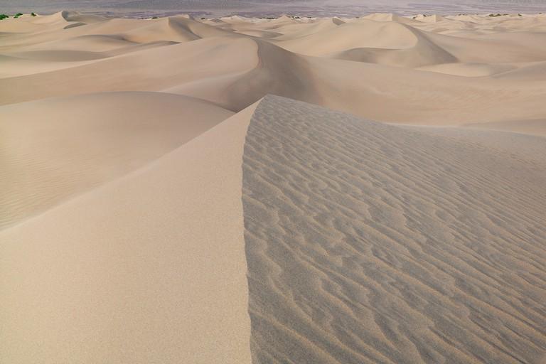 Death Valley - Mesquite Flat Dunes, Ca - Rumors | © Pacheco/Flickr