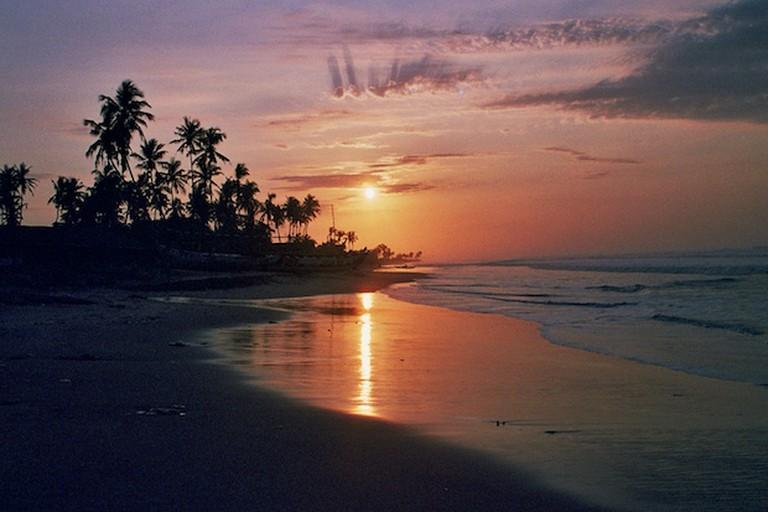 The Atlantic Ocean © Greg Neate / Flickr