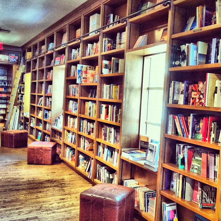 Books and Books |Ines Hegedus-Garcia/Flickr